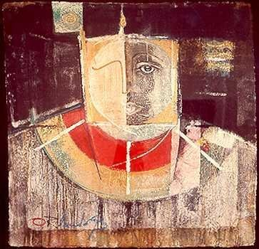 8338A: Estate Liquidation Sale Original Agudelo Botero