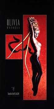 4011112D: Olivia Devilish Nude Large Fine Art Print Baz
