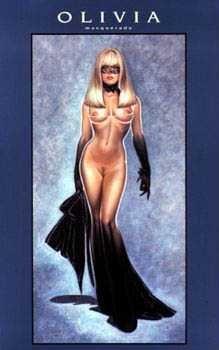 4011117D: Nude Mermaid Awesome Olivia Fine Art Sale Onl