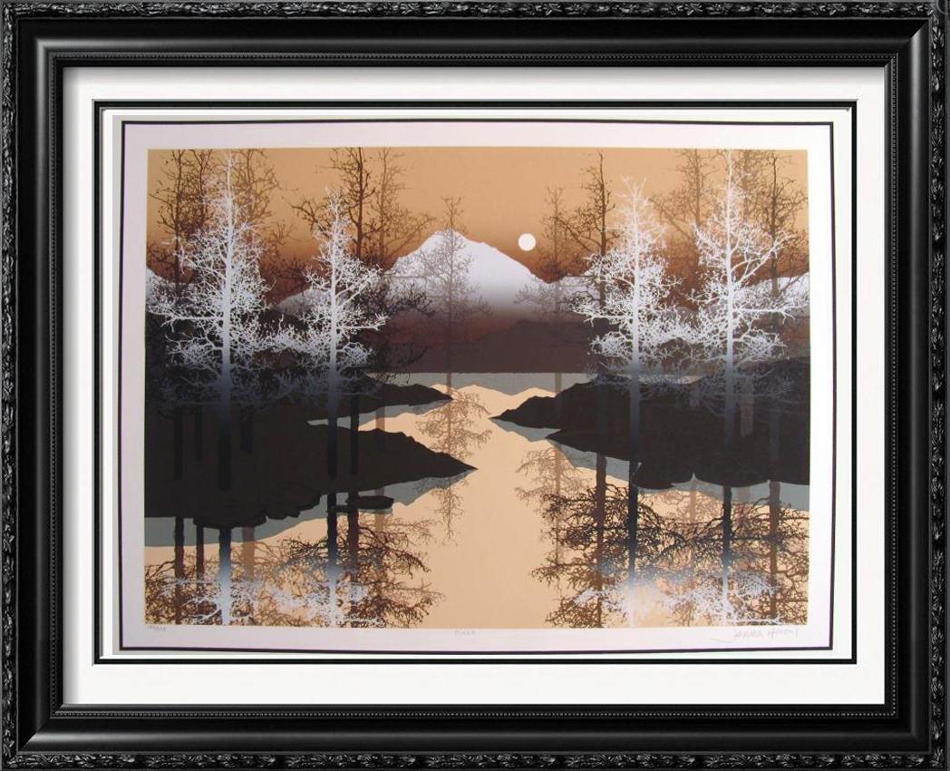 Dusk Abstract Litho Signed Ltd Ed Fantastic Price