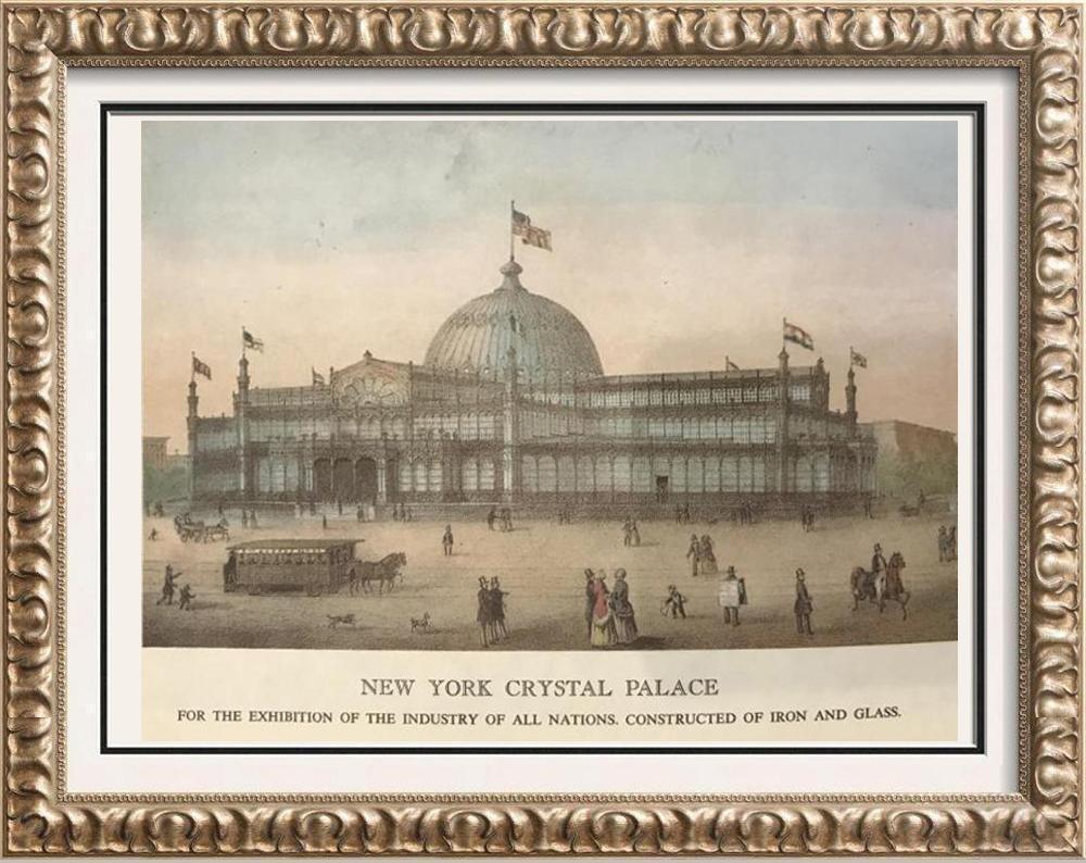 New York City : New York Crystal Palace