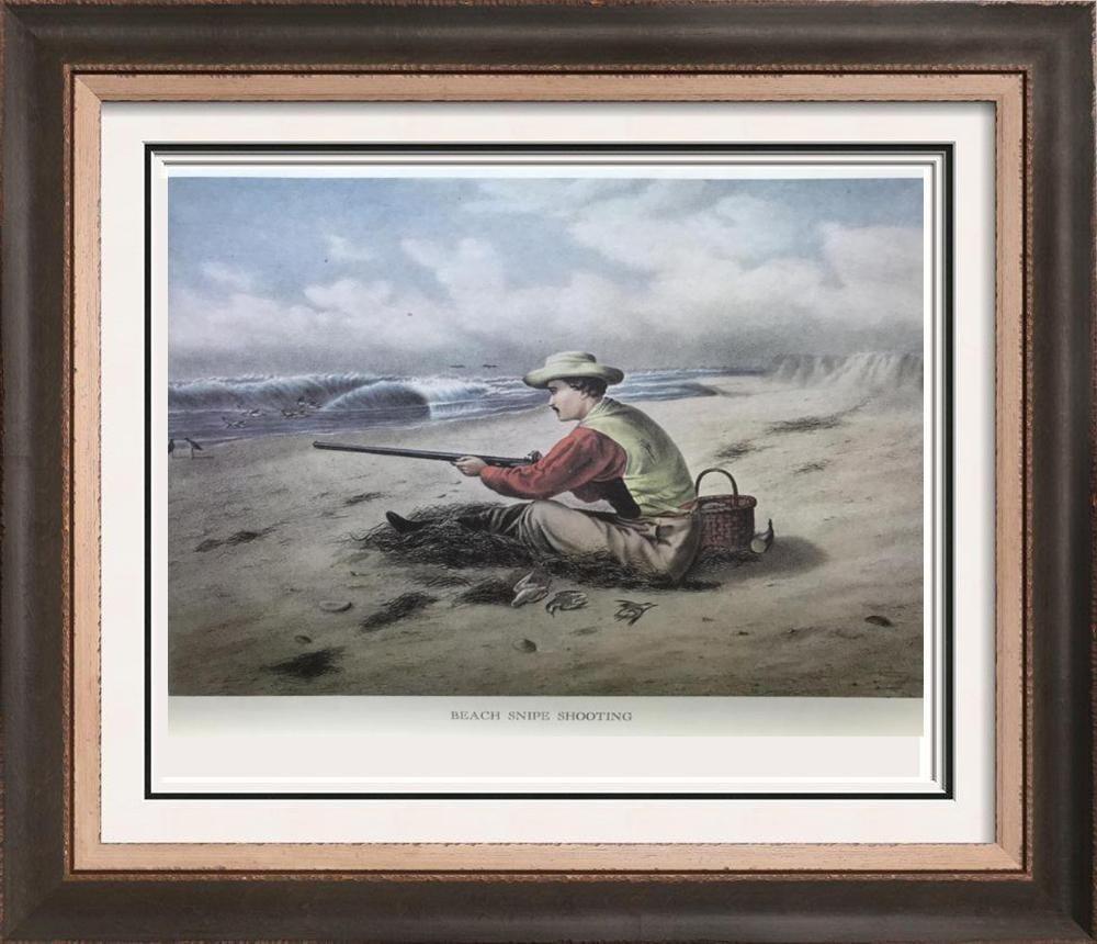 Hunting: Beach Sniper Shooting