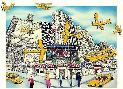 438: London Sky Cab Linnea Pergola Ltd Ed Liquidation