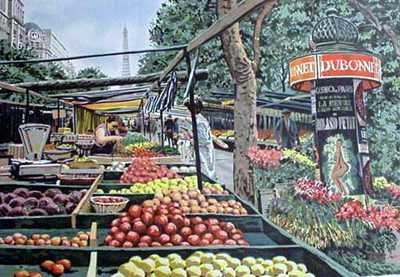 738B: Fruit Market Liquidation Sale Estate SELLING Low