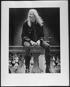 4050973: JOHNNY WINTER 1970 HAND SIGNED ORIGINAL LTD ED