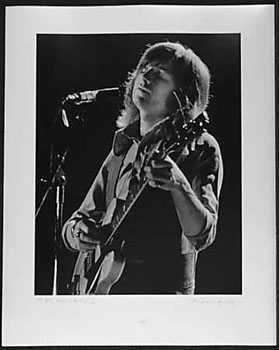 3050979: JUSTIN HAYWARD RARE 1972 LIMITED ED PHOTO
