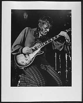 3051010: J. GEILS LIVE - 1972 SIGNED ORIGINAL LTD ED BL