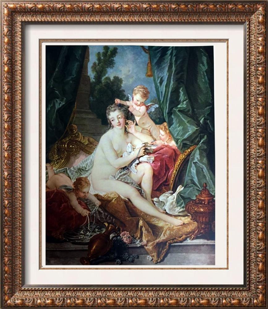 Masterpieces Boucher: The Toilet of Venus c.1751 Fine