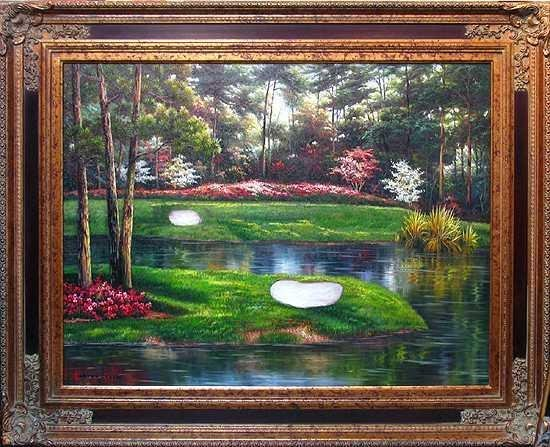 109022: DESOTA SPRINGS GOLF GET AWAY IN THE PAINTING ON