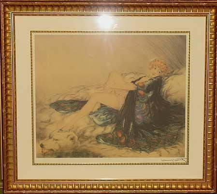 208473: LOUIS ICART HUGE SALE FINE ART LIQUIDATION DECO