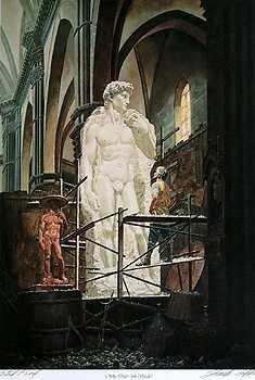 301573: STATUE OF DAVID FRANK HOPPER REALISTIC SERIGRAP