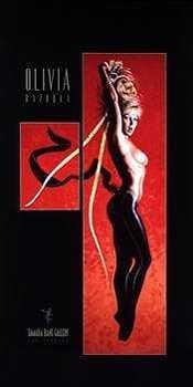 4011112: OLIVIA DEVILISH NUDE LARGE FINE ART PRINT BAZO