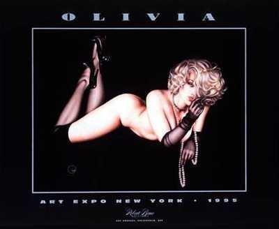 4011115: DEVILS FOOD OLIVIA CLASSIC NUDE LAST ONE RARE