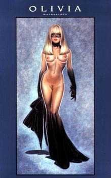 4011117: NUDE MERMAID AWESOME OLIVIA FINE ART SALE ONLY