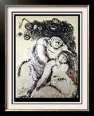 Federico Richi Plate Eight The Art of Love c.1970