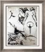 Federico Richi Plate Nineteen  The Art of Love c.1970