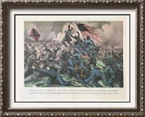 Civil War: The Gallant Charge Of The 54th Massachusetts