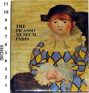 DEALER ART BOOK PABLO PICASSO Museum Paris, c.1986