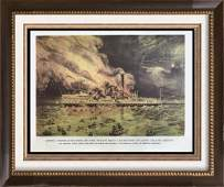 Steam Ships: Awful Conflagration Of The Steamboat