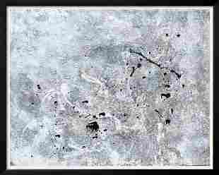 Textured Modern Abstract Original Painting