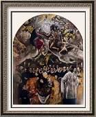 El Greco (Domenicos Theotocopolos) Burial of Count