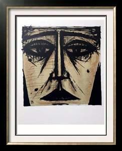 Bernard Buffet Galerie Charpentier II Full Color Print,