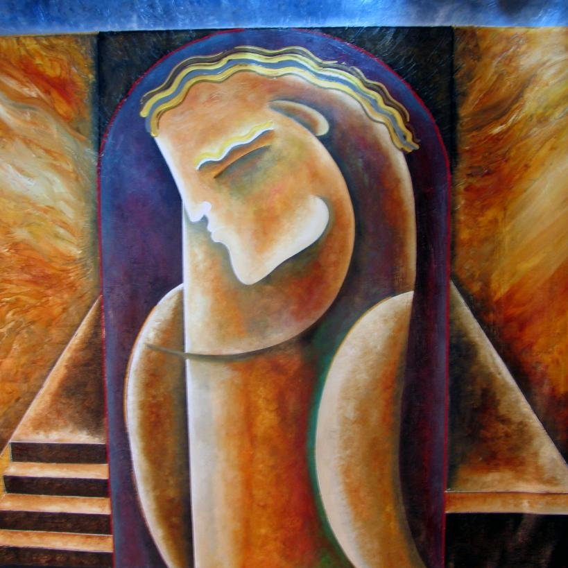 Empire Powerful Manly Gaylord Figurative Abstract