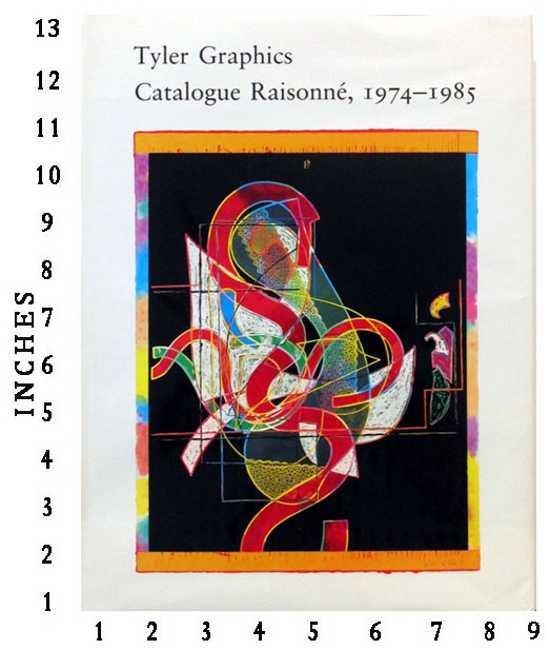 Tyler Graphics Catalogue Raisonne, 1974-1985 900