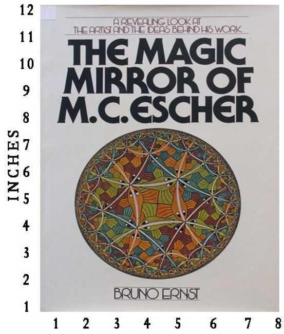 Mc Escher Magic Mirror 1St Edition Ballentine Art Books