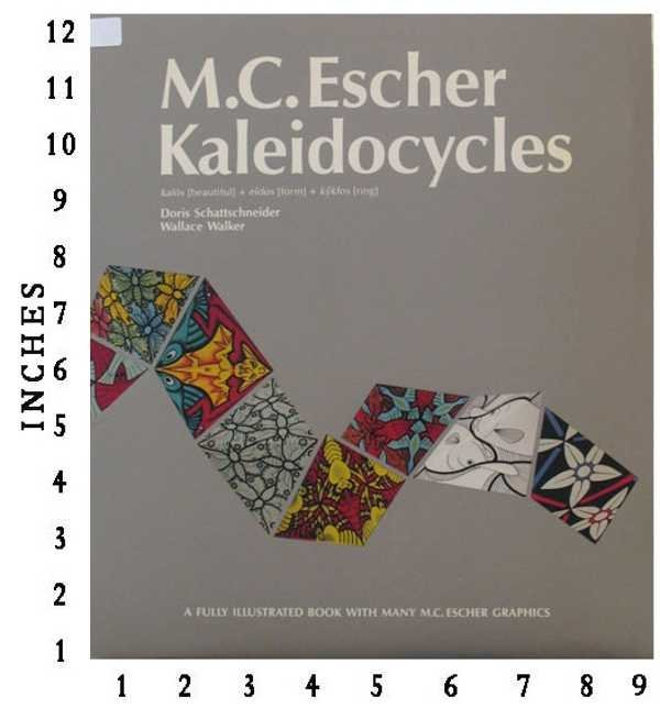 Mc Escher Kaleidocycles 2Nd Printing 3-Dimensional