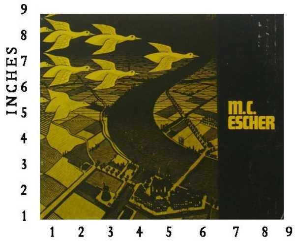 MC Escher - Exhibition Catalog 1981 Art Life  Excellent