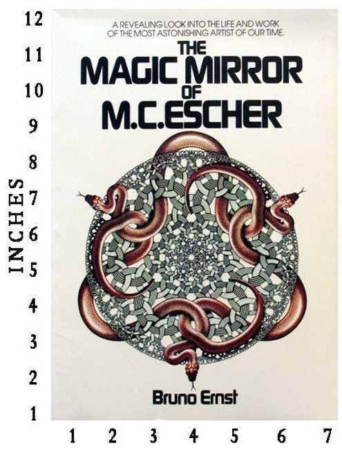 MC Escher - The Magic Mirror Of Mc Escher 1985 Tarquin