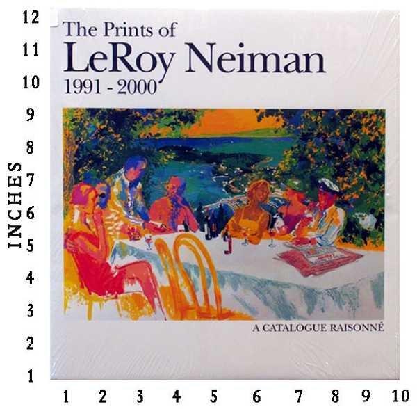 Leroy Neiman Prints Of Leroy Neiman 1991-2000 Signed