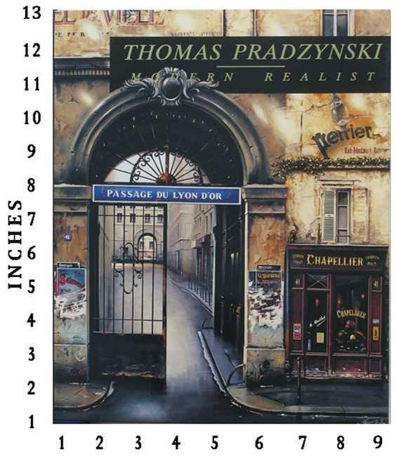 Thomas Pradzynski Modern Realist Catalogue Raisonne Aug
