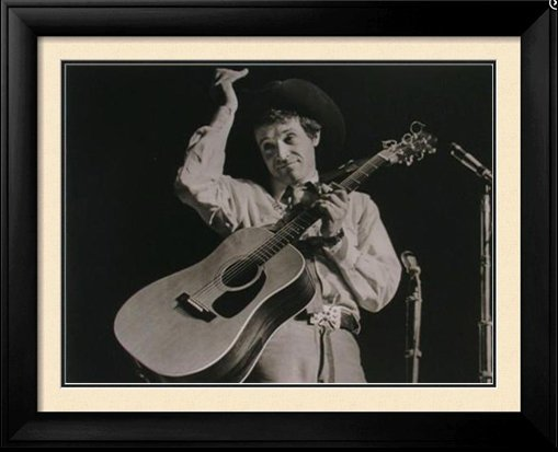 Rock-n-Roll RARE RAMBLIN JACK ELLIOT ORIGINAL