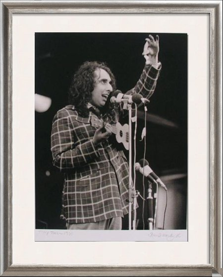 1970 TINY TIM LIVE CONCERT RARE ROCK & ROLL PHOTO SALE