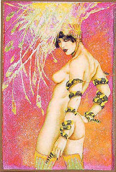 3166: Liquidating All Olivia Nude Artwork Wholesale $$