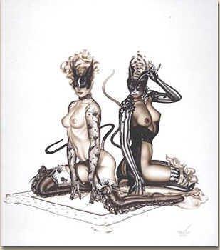 4663: Liquidating All Olivia Nude Artwork Wholesale $$