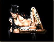 4681 Olivia Nude Art Signed Limited Edition Wholesale