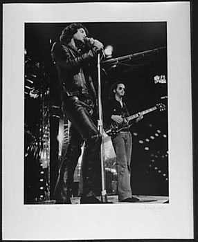 050974: The Doors RARE Original 1968 Hand Signed Photo