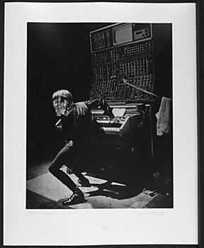 050985: Keith Emerson Original Photograph 1973