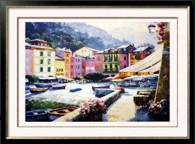 Portofino Light Howard Behrens Poster