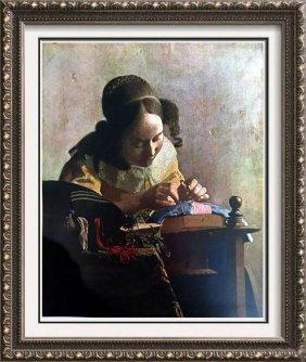 Masterpieces Of Dutch Painting Jan Vermeer: The