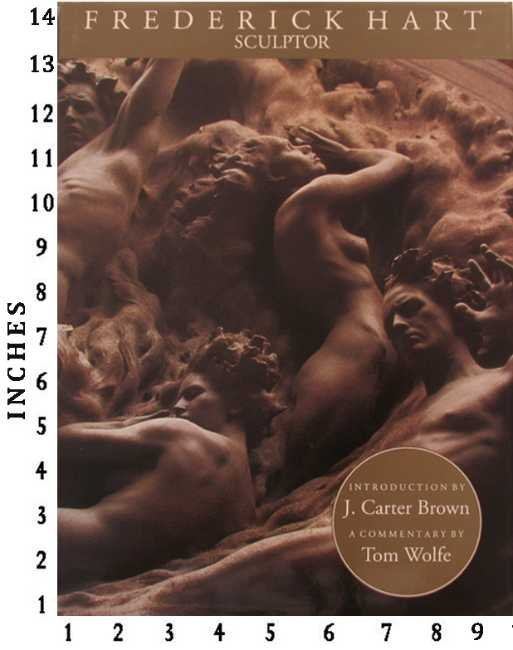 Art Book Liquidation Sale Frederick Hart Sculptor 1994