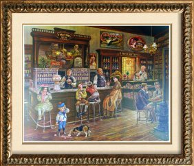 Old Drug Pharmacist Nostalgia Great Collectible Limited