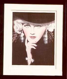 605D: Art Deco Fromme Ltd Ed Signed Huge Sale