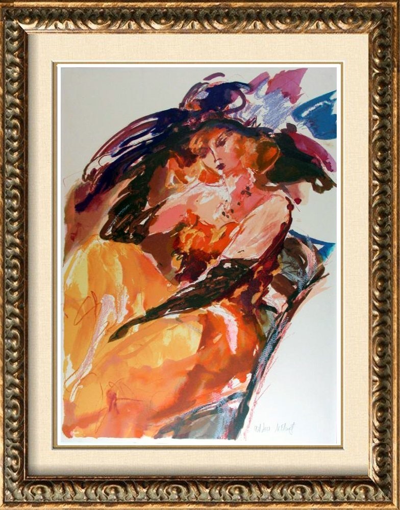 Maimon-Tarkay Style Colorful Signed Ltd Ed Derby Hat
