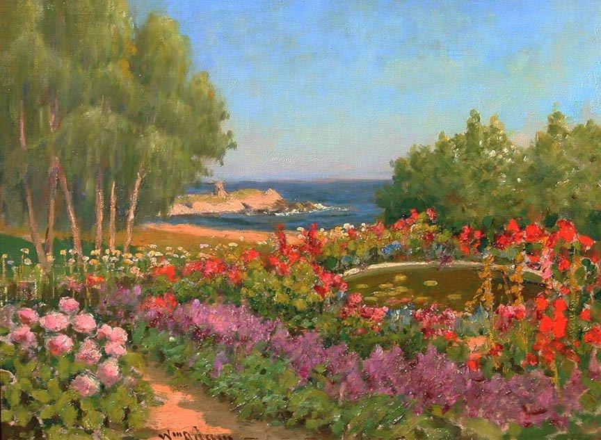 Pacific Grove, California by William Adam (1846-1931)