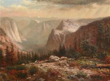 Yosemite by Hiram Bloomer