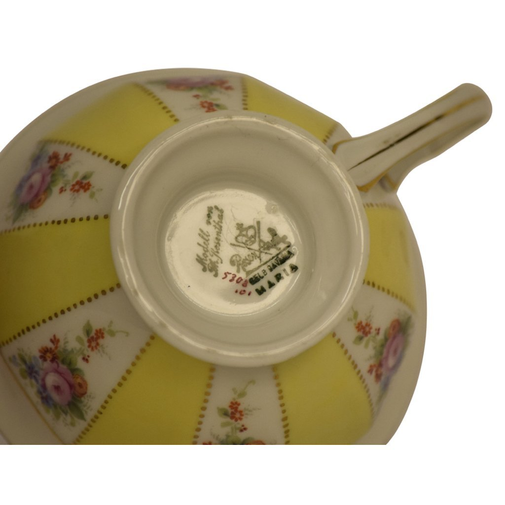 Set of Yellow Rosenthal China - 3